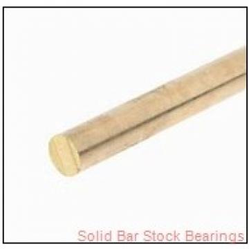 Oiles 77M-82 Solid Bar Stock Bearings
