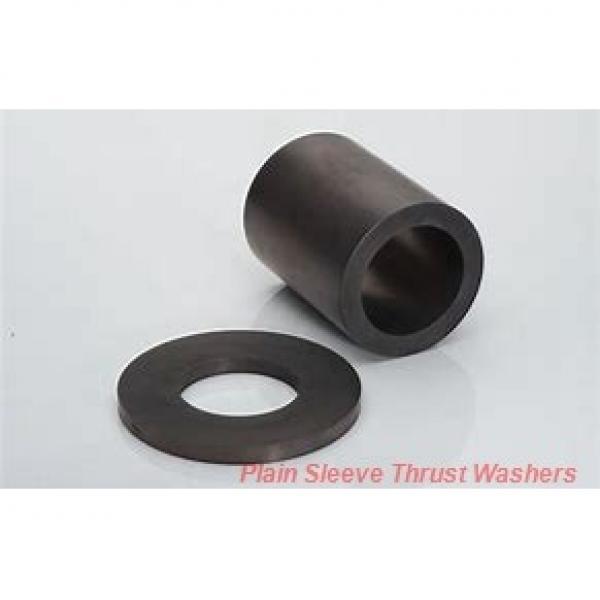 Oiles SPW-0803 Plain Sleeve Thrust Washers #2 image