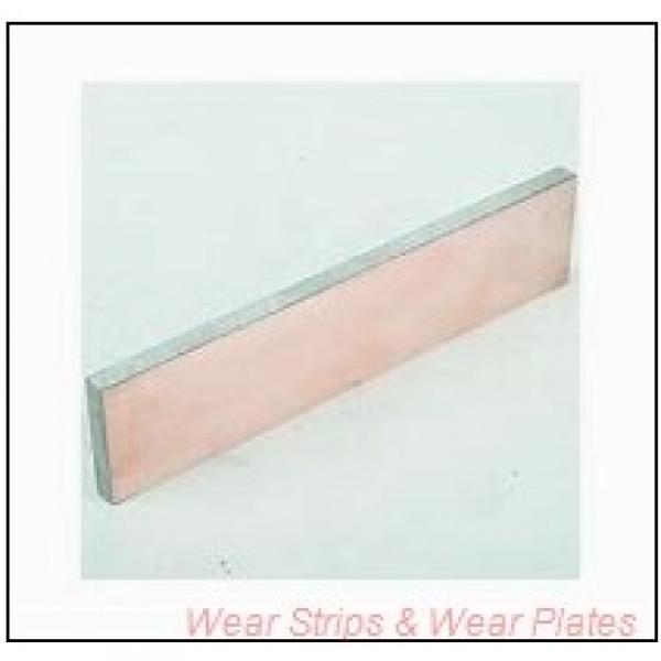 Oiles SCU-40150 Wear Strips & Wear Plates #3 image