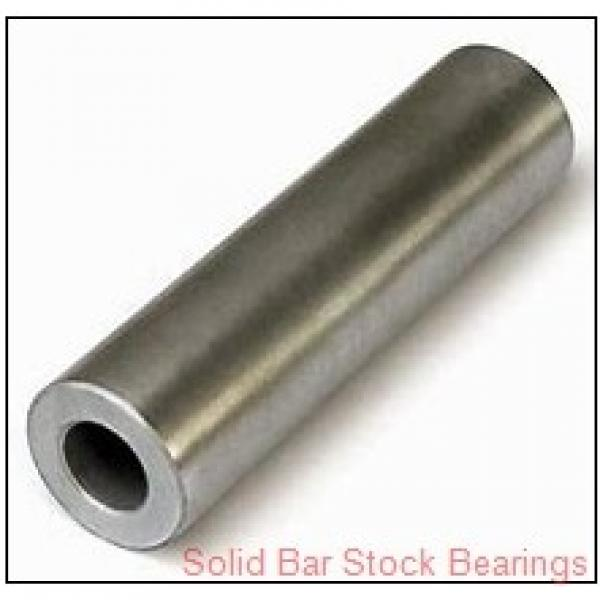 Oiles 77M-33 Solid Bar Stock Bearings #1 image